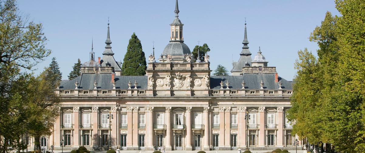 Guía Segovia, Granja de San Ildefonso