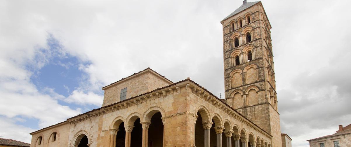 Guía Segovia, Iglesia de San Esteban