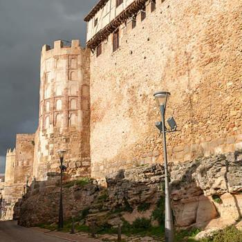 Guía Segovia, Murallas