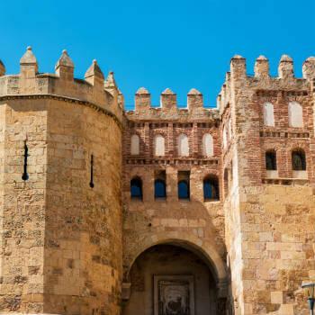 Guía Segovia, Puerta de San Andrés