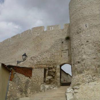 Guía Segovia, Puerta de Santiago