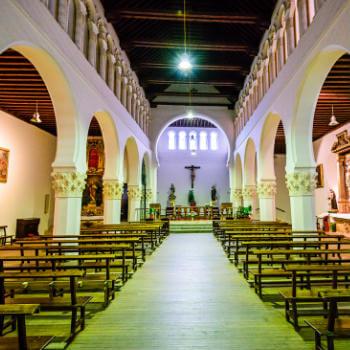 Guía Segovia, Sinagoga Mayor