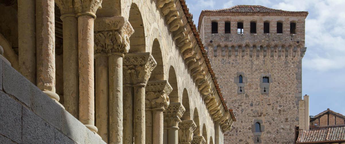Guía Segovia, Torreón de Lozoya