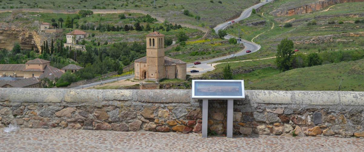 Guía Segovia, Valle Eresma