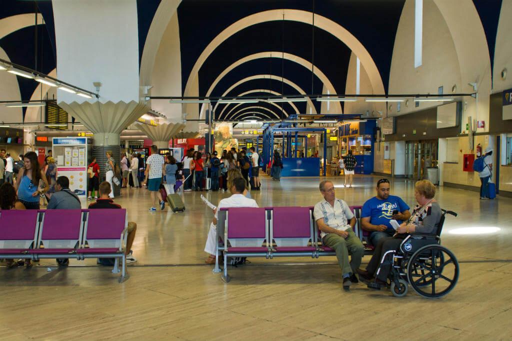 Guía Sevilla, Aeropuerto San Pablo
