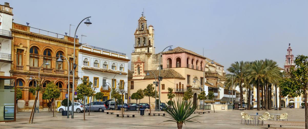 Guía Sevilla, Écija