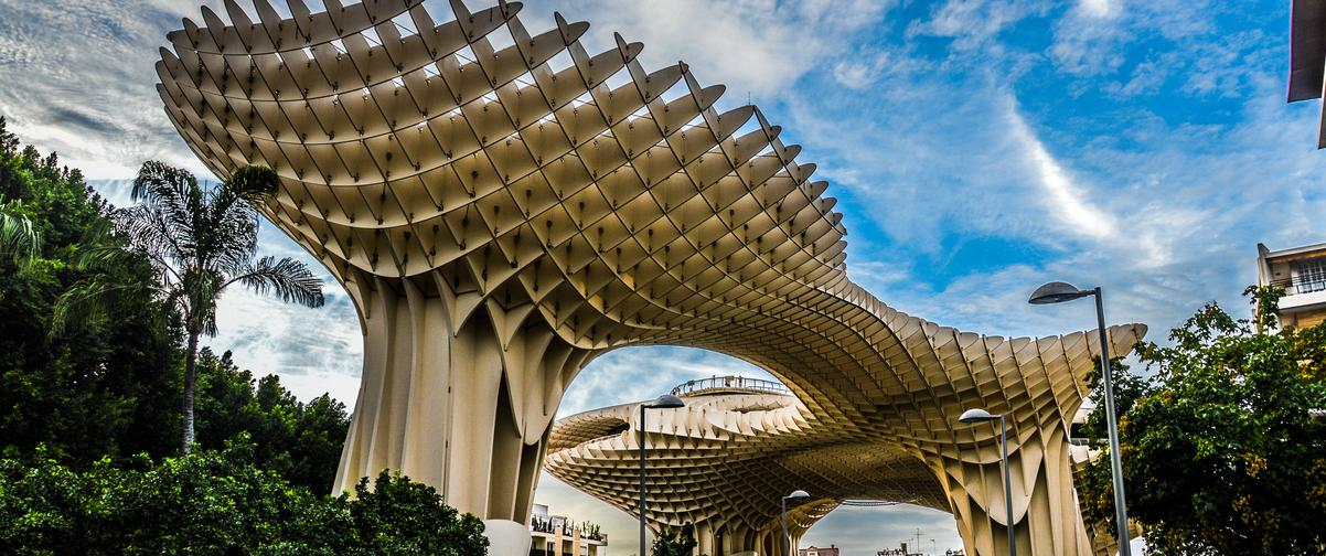 Guía Sevilla, Metropol parasol