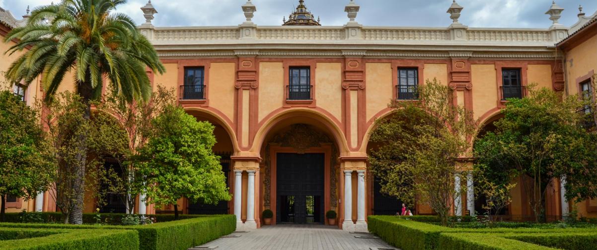 Guía Sevilla, Real Alcázar