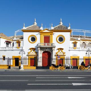 Guía Sevilla, Plaza de toros de La Maestranza