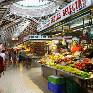 Guía Valencia, Mercado Central