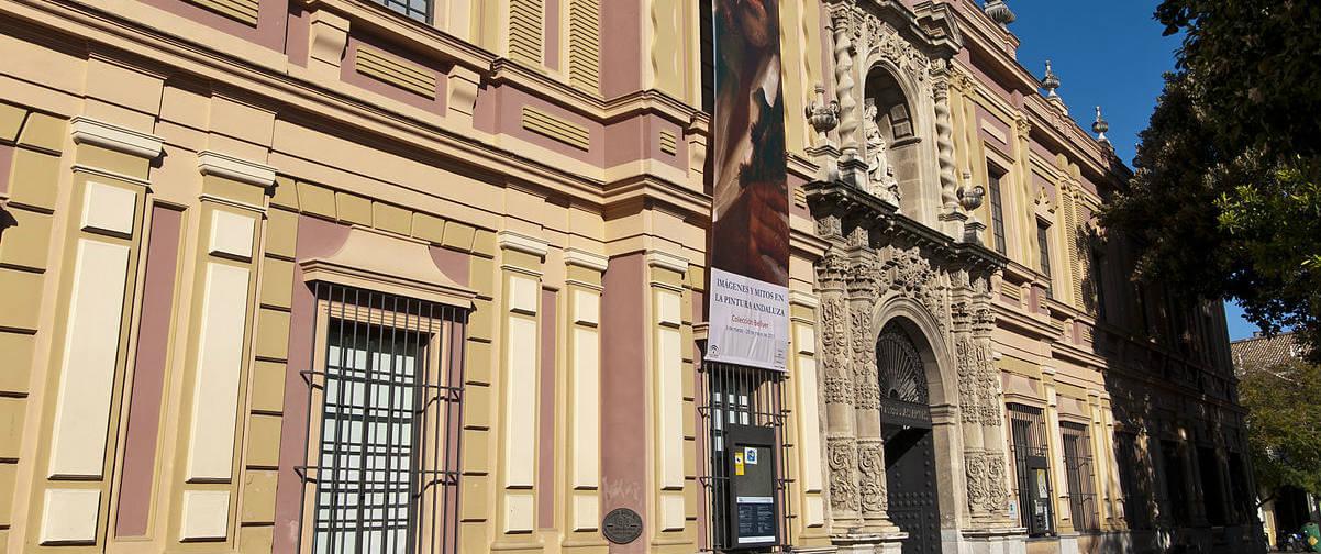 Guía Sevilla, Museo Bellas Artes de Sevilla