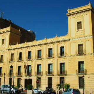 Guía Valencia, Palacio Cervello