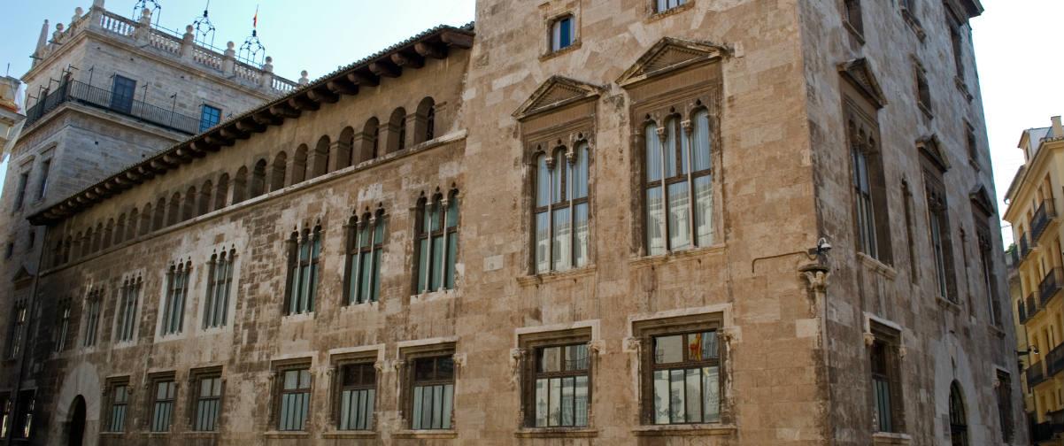 Guía Valencia, Palacio de la Generalitat