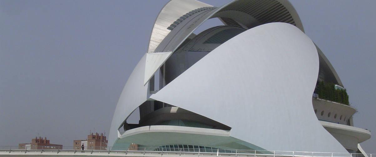 Guía Valencia, Palau de las Arts Reina Sofía