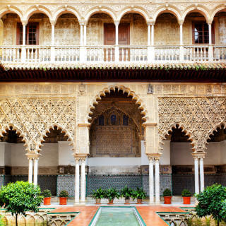 GuÍa Sevilla, Real Alcázar de Sevilla