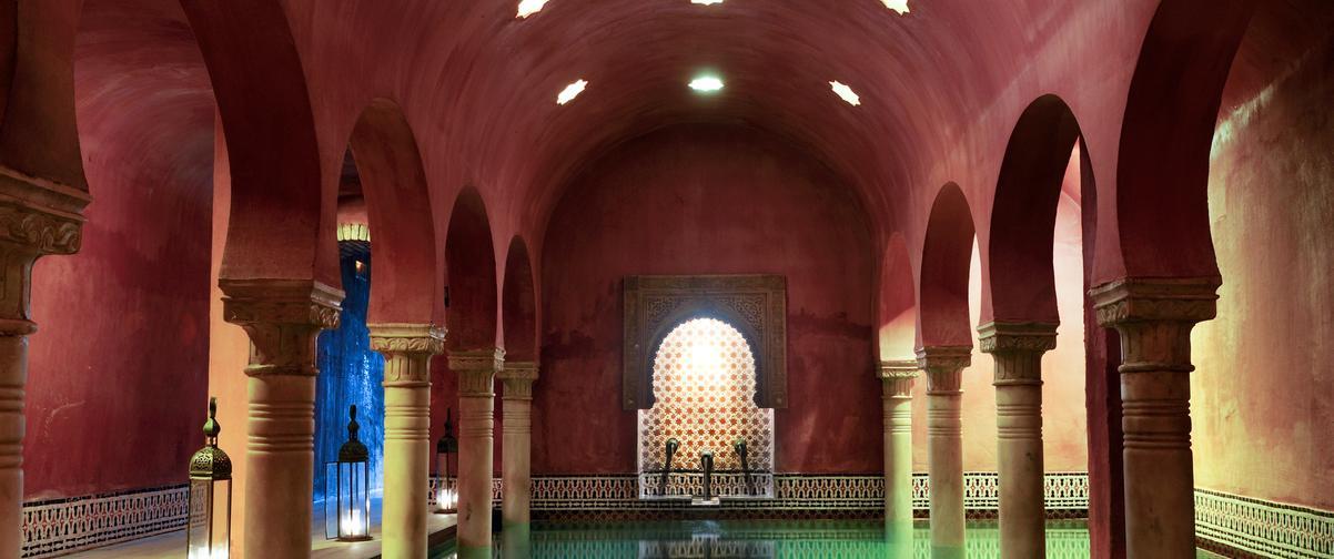Guía Córdoba, Baños árabes