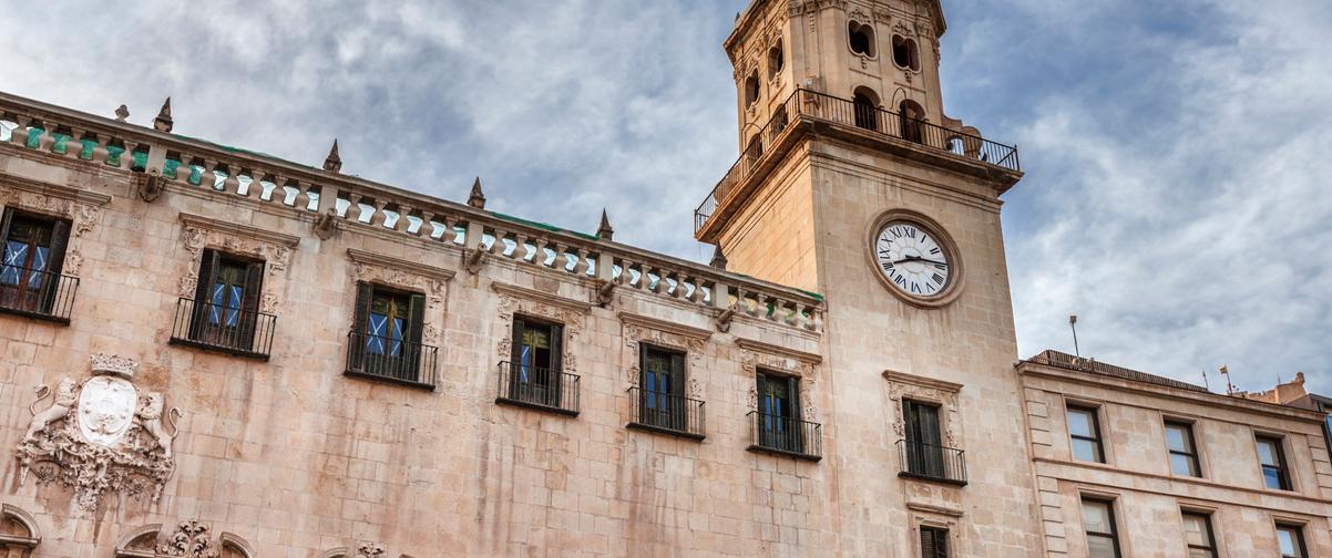 Guía Alicante, Ayuntamiento