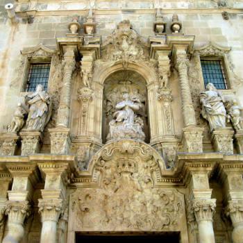 Guía Alicante, Basílica de Santa María