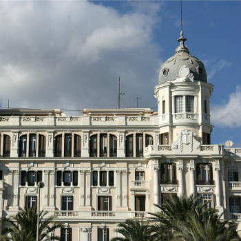 Guía Alicante, Casa Carbonell