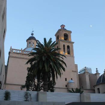 Guía Alicante, Concatedral de Alicante