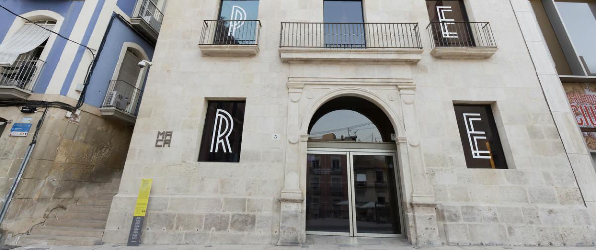 Guía Alicante, Museo de Arte Contemporáneo