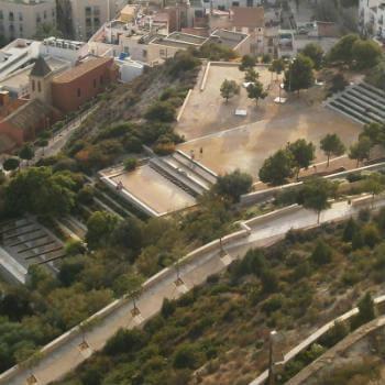Guía Alicante, Parque de la Ereta