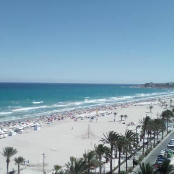Guía Alicante, Playa de San Juan
