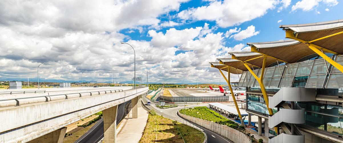 Guía Ávila, Aeropuerto de Barajas