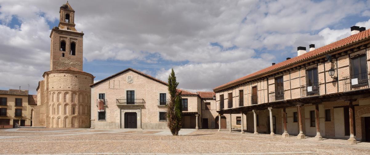 Guía Ávila, Arévalo