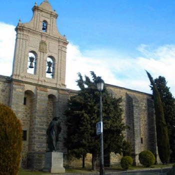 Guía Ávila, Convento de la Encarnación