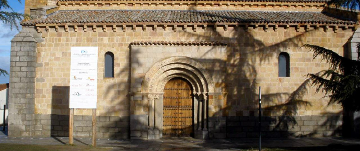 Guía Ávila, Convento de San Andrés