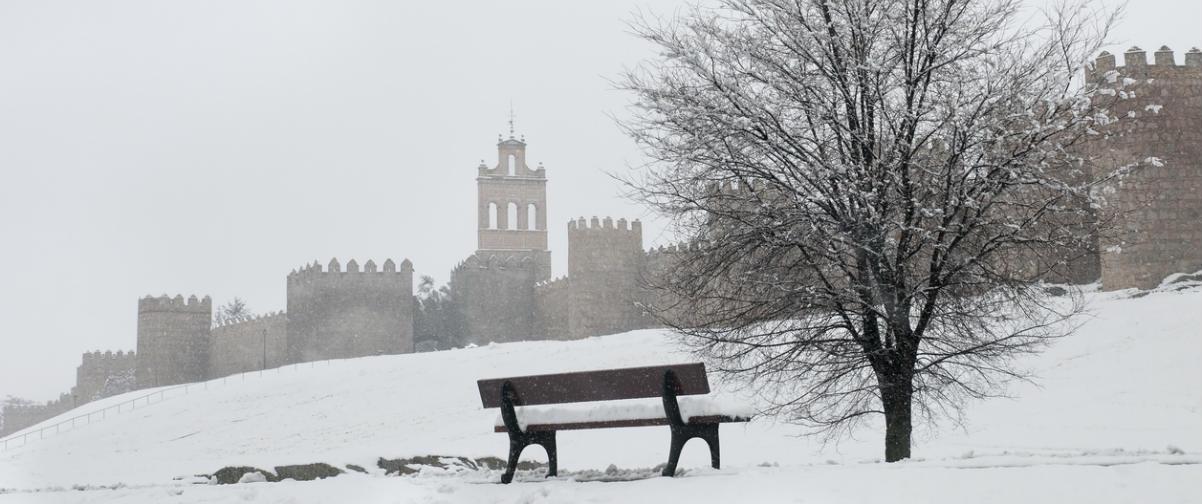 Guía Ávila, Invierno