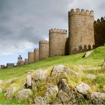 Guía Ávila, Murallas de Ávila