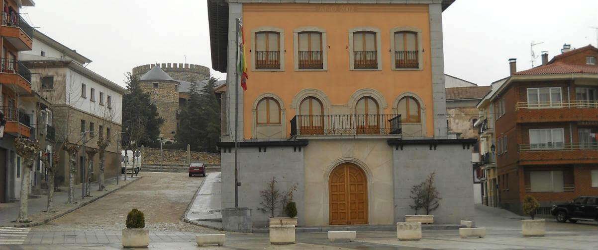 Guía Ávila, Navas del Marqués
