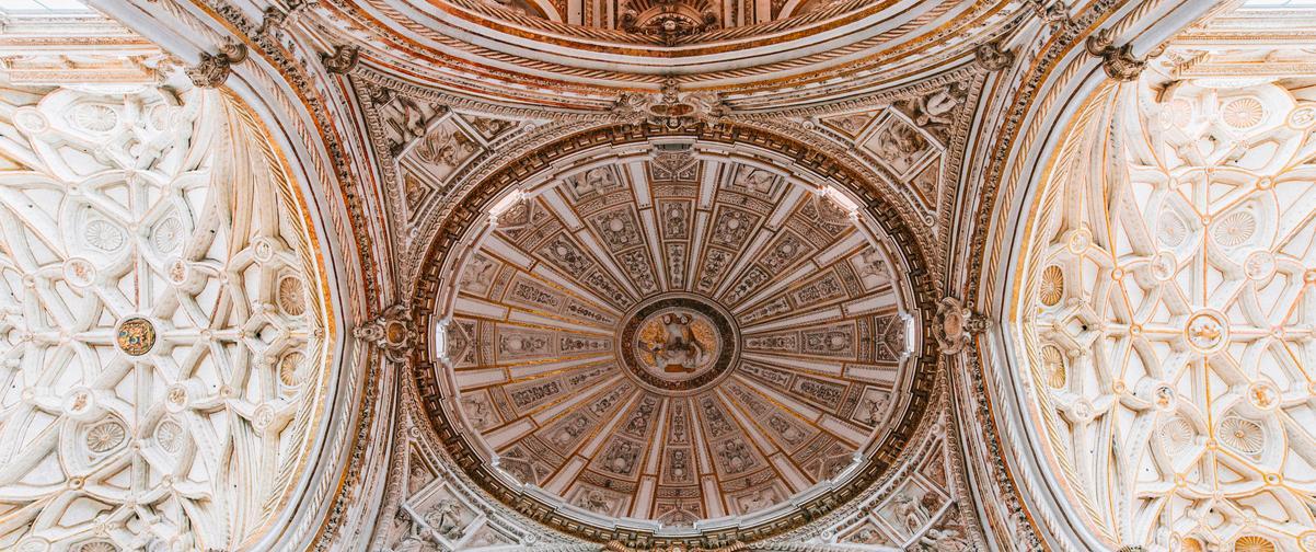 Guía Córdoba, Interior de la catedral