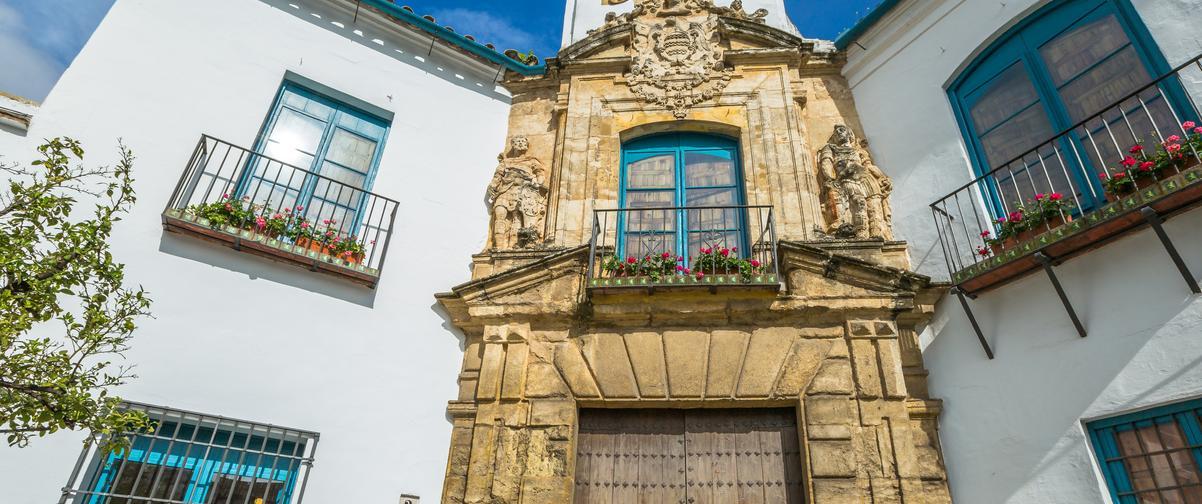Guía Córdoba, Palacio de Viana