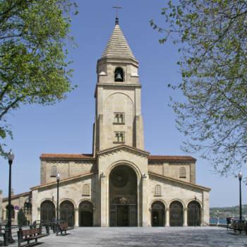 Guía Gijón, Iglesia de San Pedro
