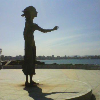 Guía Gijón, Madre del emigrante