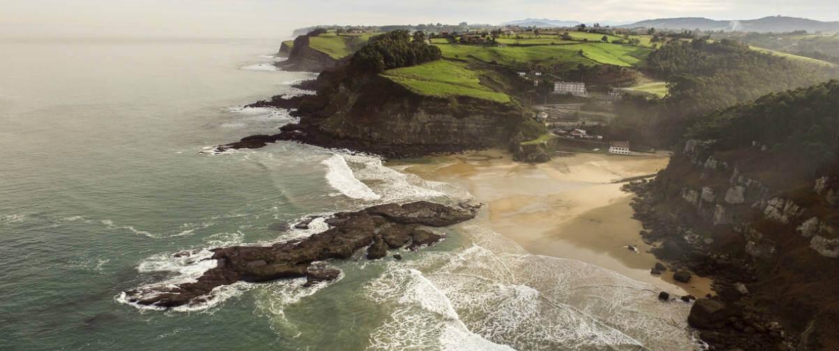 Guía Gijón, Playa Asturias