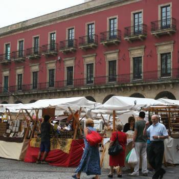 Guía Gijón, Plaza Mayor
