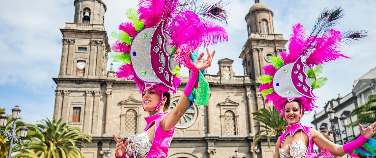 Guía Gran Canaria, Carnavales