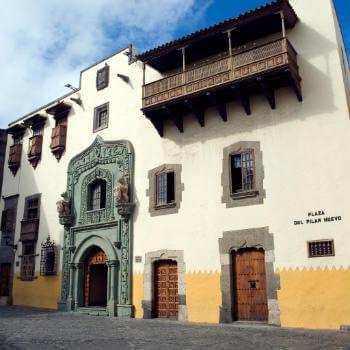 Guía Gran Canaria, Casa de Colón