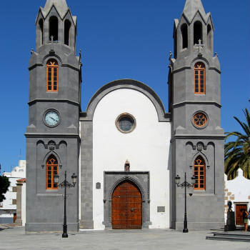 Guía Gran Canaria, Iglesia San Juan Bautista