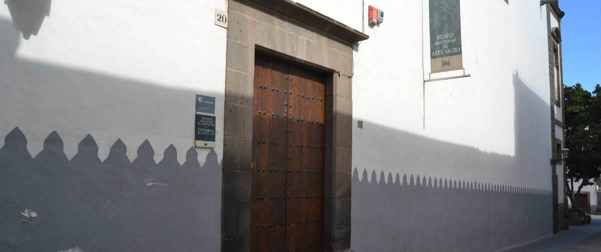 Guía Gran Canaria, Museo Arte Sacro