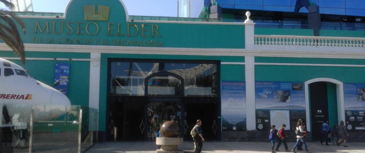 Guía Gran Canaria, Museo Elder de Ciencia y Tecnología