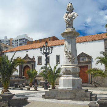 Guía Gran Canaria, Parroquia San Francisco de Asís