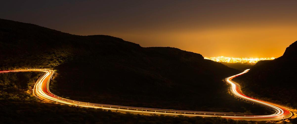 Guía Gran Canaria, Ruta de montaña en coche