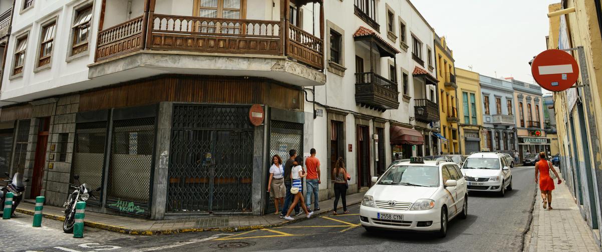 Guía Gran Canaria, Taxis