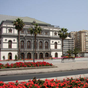 Guía Gran Canaria, Teatro Pérez Galdós