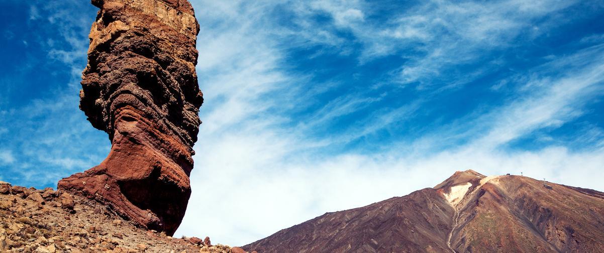 Guía Gran Canaria, Parque Nacional del Teide